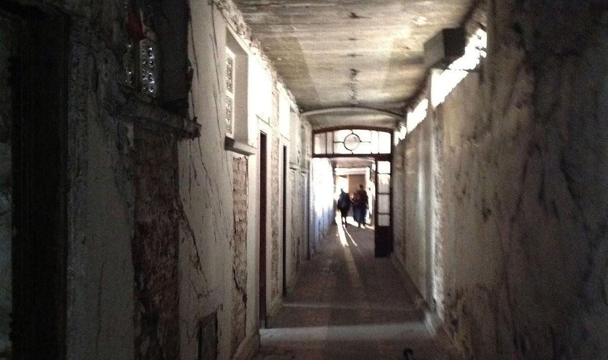 Fotos: Filman secuela de Km 31 en hotel de terror