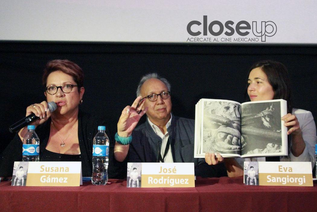 Presentan libro de Rubén Gámez