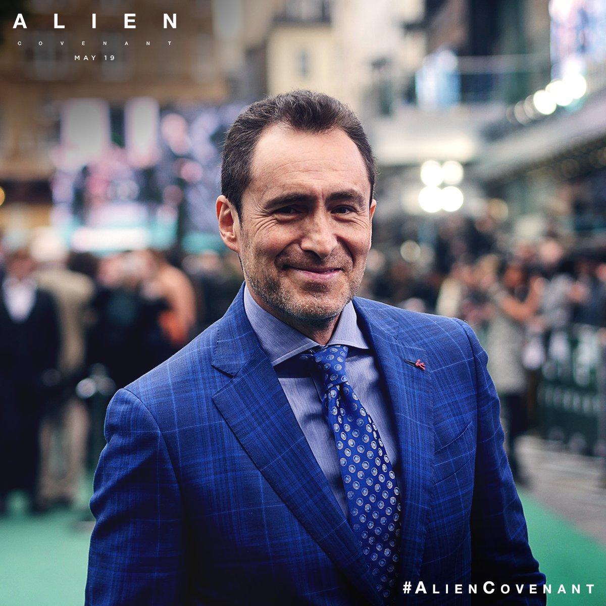 Tuve mucha suerte de hacer Alien: Covenant: Demián Bichir