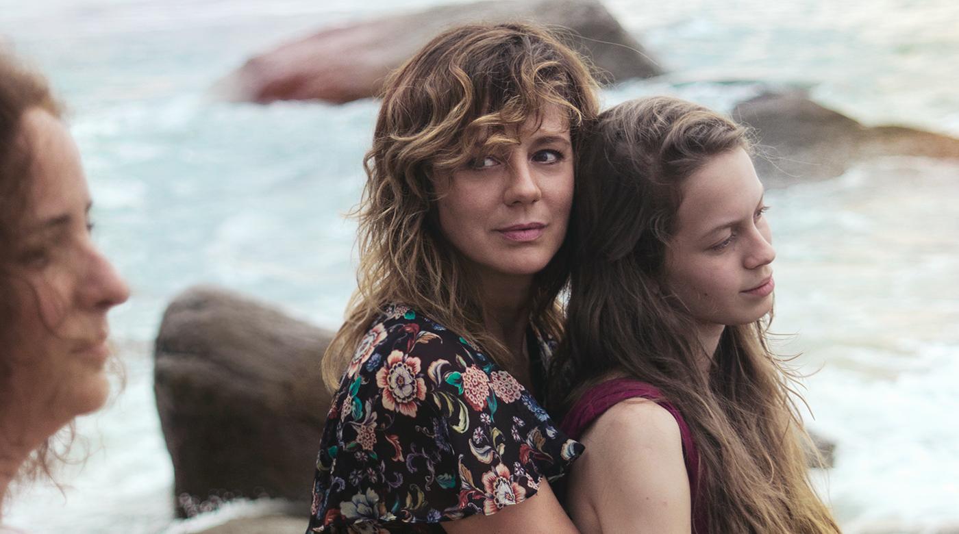 Premier de Las hijas de Abril en Cannes y México