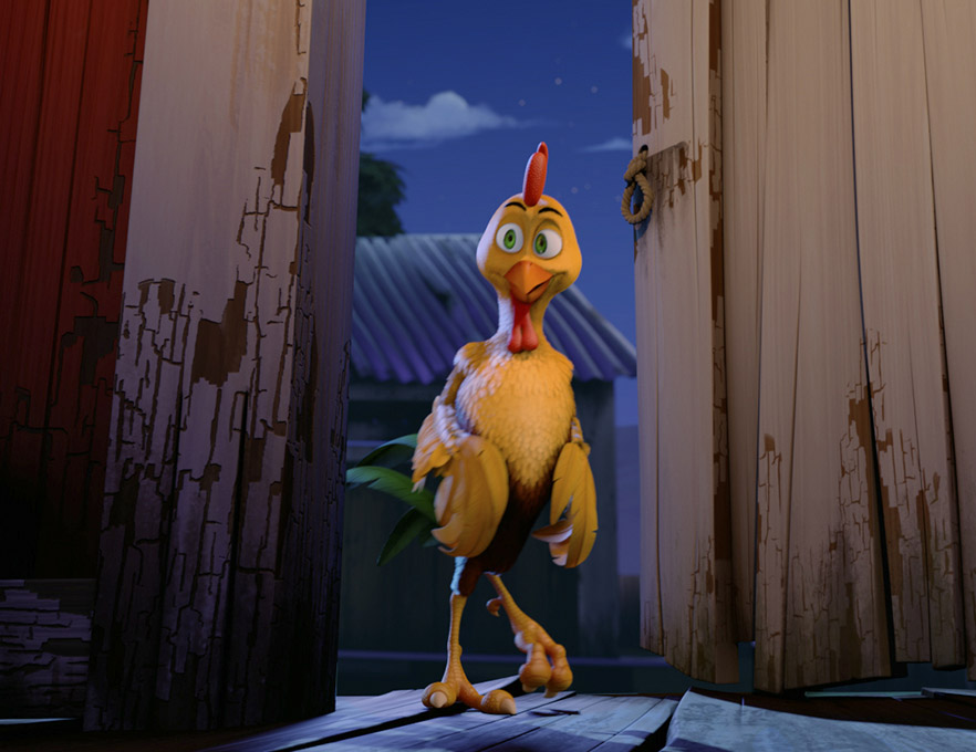 Regresan al cine las aventuras de los huevocartoon